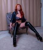 Мария — проститутка с большой грудью