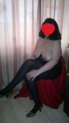 сексуальная госпожа Мила, рост: 175, вес: 90